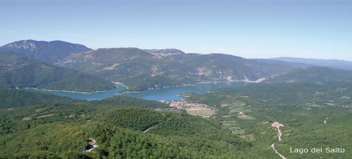 Panoramica del Lago