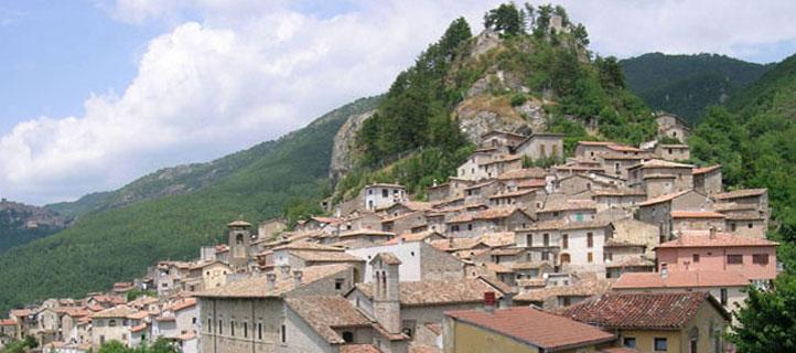 Petrella e Rocca Cenci