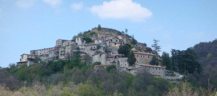 Panorama Castel Mareri