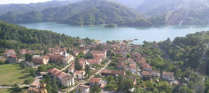Panorama Borgo San Pietro