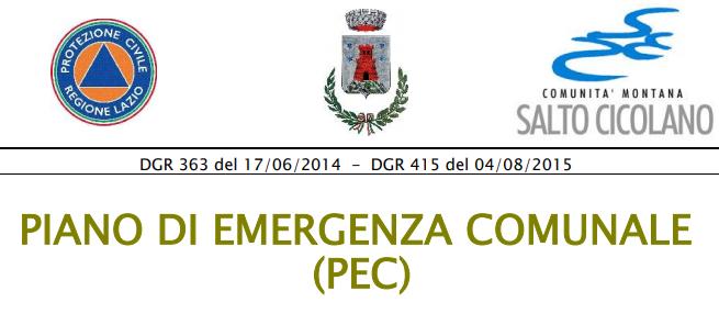 Avviso: attraverso l'App 'Il Comune Informa 2.0' è possibile identificare le aree di emergenza